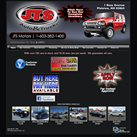 JTS Motors - Plaistow, New Hampshire